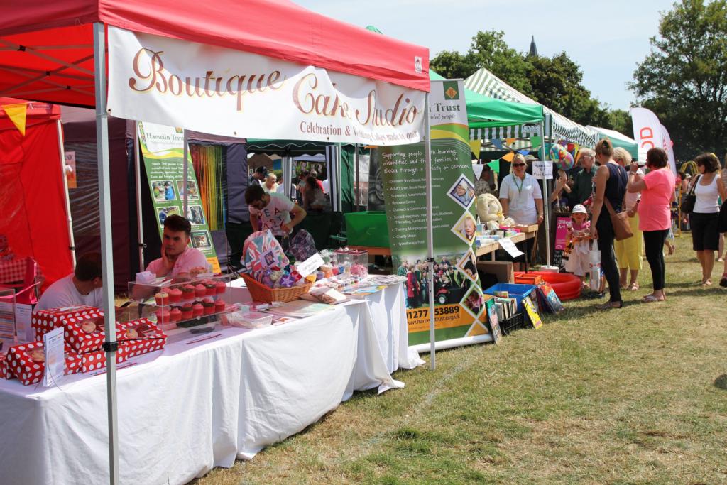 Billericay Summerfest Stalls