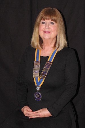 President Yvonne Kyndt